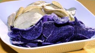 Blaue Kartoffeln als Chance für die Bauern?