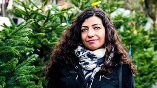 Sie kämpft von der Schweiz aus für die Menschenrechte in Syrien