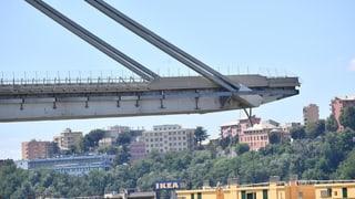Wiederaufbau der Unglücksbrücke dürfte teuer werden