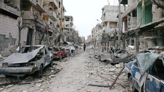 «Die Waffenruhe kann nicht durchgesetzt werden»