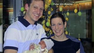 Nicola Spirig ist Mama: Der kleine Yannis ist da