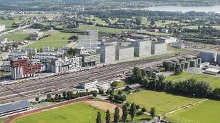 Informatikdepartement der Hochschule Luzern kommt nach Rotkreuz