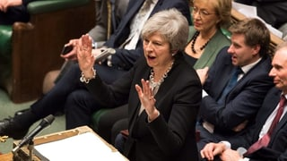 «Manche Tories könnten Mays Schiffbruch provozieren»