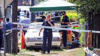 Blutbad in Australien: Acht Kinder erstochen