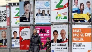 Stadtratswahl Zürich: Grüne verlieren Sitz an FDP