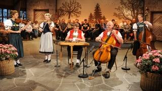 Video «Die Innerschweizerin im Appenzell: Barbara Betschart» abspielen