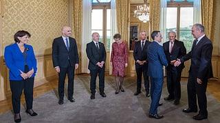 Jetzt will die Ostschweiz in den Bundesrat