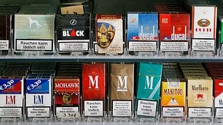 Zigarettenmultis lobbyieren gegen neues Gesetz