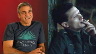 George Clooney: «Joel Basman ist ein toller Schauspieler»