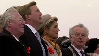 200 Jahre Königreich: Niederländische Royals feiern sich selbst