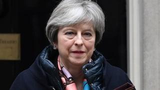 Grossbritannien weist 23 russische Diplomaten aus