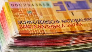 Solothurner Staatsdefizit steigt um 21 Millionen Franken