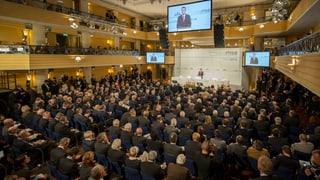 Sicherheitskonferenz wird zum Krisengipfel