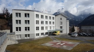 Ambulanza a Bravuogn è in basegn