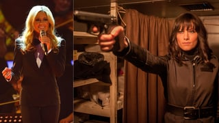 Helene Fischer tauscht Mikro gegen Pistole