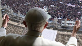 Benedikt XVI. ändert Regeln für Konklave
