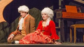 Teater Valendau: Nagina tema d'Amadeus