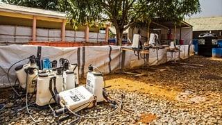Ebola vor Ort – Leben mit dem Virus