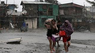 Taifun «Rammasun» fordert Menschenleben