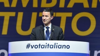 Mussolinis Urenkel kandidiert fürs EU-Parlament