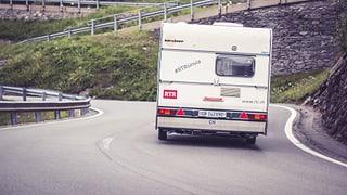 Nossa rulotta on the road again (Artitgel cuntegn video)