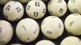 Lotto: 25,8 milliuns francs en il jackpot