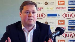 Der FC Aarau hat einen neuen Präsidenten gefunden