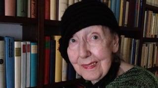 Grande-Dame des Wunschkonzertes Hilde Thalmann ist gestorben