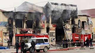 Der Terror kehrt nach Tschetschenien zurück
