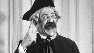 Alfred Rasser: «I ha my Lääbe lang nie gfolgt»