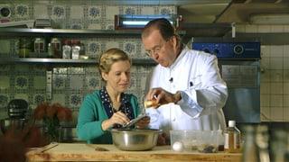 Video «Myriam bei André Jaeger, Spitzenkoch, Gastronom und Grand Patron » abspielen