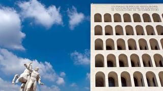 Ist Architektur mit faschistischen Parolen erhaltenswert?