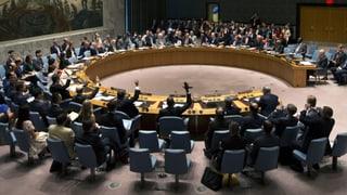 UNO-Ermittler sollen Chlorgasanschläge in Syrien aufklären