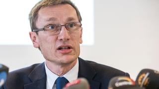 Strafuntersuchung gegen Luzerner Polizeichef Achermann