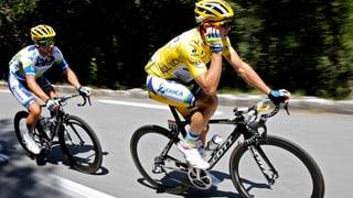 Freiburger Firma Scott macht Furore an der Tour de France