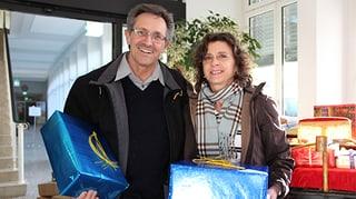 «2 x Weihnachten»: Das schenken die Hörer  (Artikel enthält Bildergalerie)