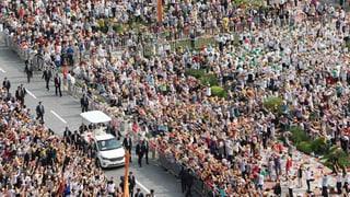 Papst spricht 124 südkoreanische Märtyrer selig