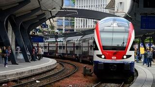 Zürcher S-Bahnen so pünktlich wie nie