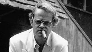 Hermann Burger – mit Stumpen und Ferrari in den Literaturhimmel