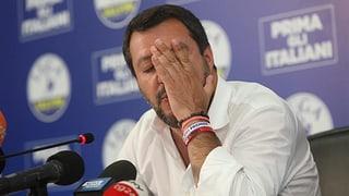 Lega verliert an Rückhalt in Norditalien