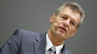 Heinz Karrer soll neuer Präsident von Economiesuisse werden