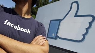 Facebook-Likes geben viel über Nutzer preis