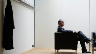 Didier Burkhalter auf dem Olymp