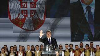 Viel Aufregung um Vucics Auftritt in Kosovo