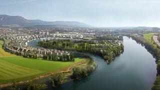 Solothurner Regierung äussert sich kritisch zur Wasserstadt