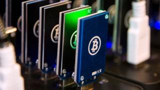Bankenaufsicht warnt vor Bitcoin