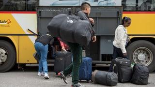 Afghanische Flüchtlinge wollen in die Schweiz