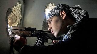 Armee und Rebellen kämpfen um Vororte von Damaskus