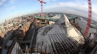 Späte Einigung beim Bau der Elbphilharmonie