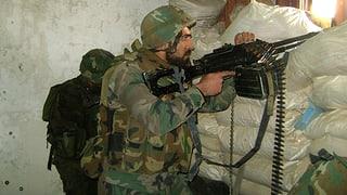 Syrien: Opposition will ausländische Kämpfer ausweisen